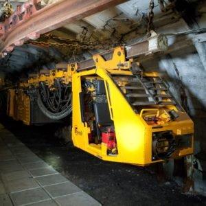 Шахтный подземный транспорт