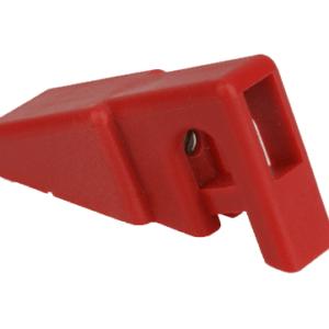 Защелкивающийся блокиратор однополюсных миниавтоматов BD-D08