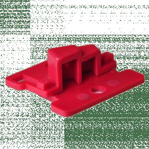 Защелкивающийся блокиратор однополюсных миниавтоматов BD-D06