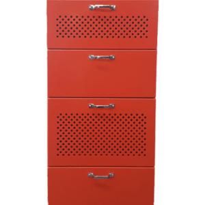 Шкаф напольный для хранения оборудования PKB158