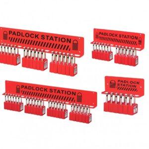 Станции на 6-24 замков PKB117