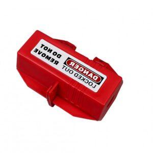 Блокиратор штепсельных вилок 220В-500В BD-D43