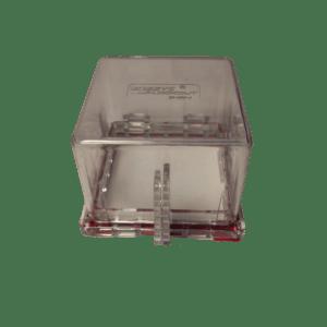 Блокиратор кнопки квадратный BD-D60-4