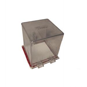 Блокиратор кнопки квадратный BD-D60-5