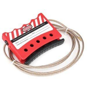 Тросовый блокиратор с зажимом BD-L02