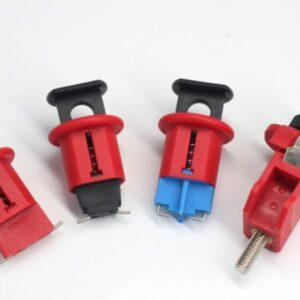 Набор миниатюрных блокираторов автоматов PKBZ01